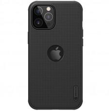 Nillkin Super Frosted PRO Magnetic Zadní Kryt pro iPhone 12 Pro Max Black