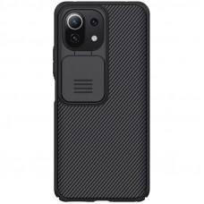 Nillkin CamShield Zadní Kryt pro Xiaomi Mi 11 Lite 4G / 5G Black