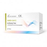 Leccurate SARS-CoV-2 test na protilátky Covid-19 20ks/bal