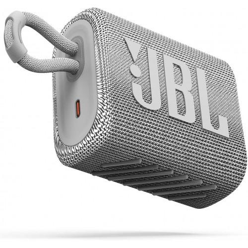 JBL GO3 White