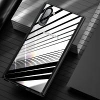 USAMS Janz Zadní Kryt pro Samsung Galaxy Note10+ Black