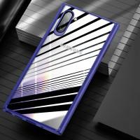 USAMS Janz Zadní Kryt pro Samsung Galaxy Note10+ Blue