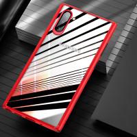 USAMS Janz Zadní Kryt pro Samsung Galaxy Note10+ Red