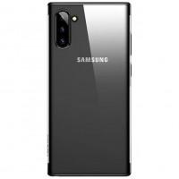 USAMS Kingdom Zadní Kryt pro Samsung Galaxy Note10+ Black