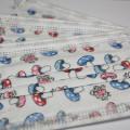 DongYuan detské rúško jednorázové 3-vrstvové 10 ks (chlapčenské)