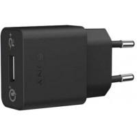 Sony Qualcom Rychlá Cestovní nabíječka Quick charge UCH12 Black (Bulk)