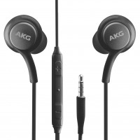 Samsung Stereo HF AKG 3,5mm vč. ovládání Black (Bulk)