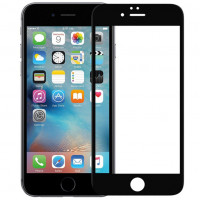 Mocolo 5D Tvrzené Sklo Black pro iPhone 6 / 6s Plus