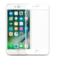 Mocolo 5D Tvrzené Sklo White pro iPhone 6 / 6s