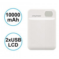 iMyMAx MP11 PowerBank 10000mAh White (EU Blister)