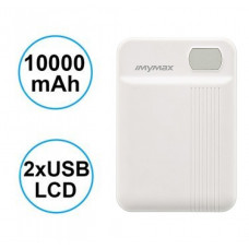 iMyMAx MP11 PowerBank 10000mAh White (EU Blister)