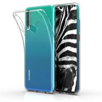 Tactical TPU Kryt Transparent pro Huawei P30 Lite (EU Blister)