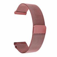 Tactical 365 Loop Magnetický Kovový Řemínek Pink (EU Blister)