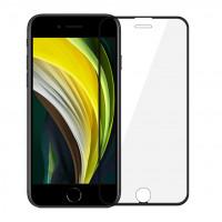 Mocolo 3D Tvrzené Sklo Black pro Apple iPhone 6 / 6s / 7 / 8 / SE (2020)
