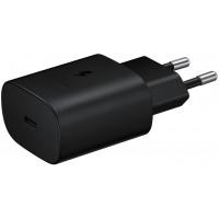 Samsung USB-C Cestovní nabíječka EP-TA800EBE Black (OOB Bulk)