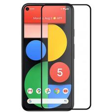 Mocolo 5D Tvrzené Sklo Black pro Google Pixel 5
