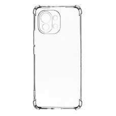 Tactical TPU Plyo Kryt pro Xiaomi Mi 11 Transparent