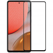 Tactical Glass Shield 5D sklo pro Samsung Galaxy A72 / A72 5G Black