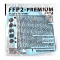 DEXXON MEDICAL Respirátor FFP2 NR svetlomodrý 10ks/bal