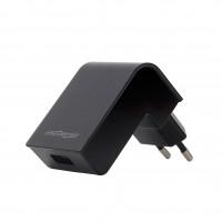ENERGENIE EG-UC2A-02 Energenie univerzálna USB nabíjačka 2.1A, čierna