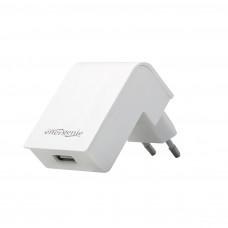 ENERGENIE EG-UC2A-02-W Energenie univerzálna USB nabíjačka 2.1A, biela