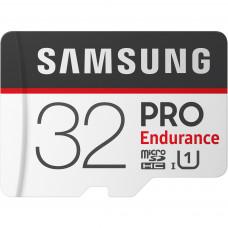Samsung MicroSDHC 32GB PRO Endurance + SD adaptér (EU Blister)