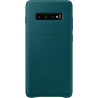 Samsung Leather Cover Green pro G975 Galaxy S10+ (EU Blister)