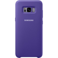 Samsung Silicone Cover Violet pre G955 Galaxy S8+ (EU Blister)