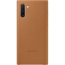 Samsung Kožený Kryt pro N970 Galaxy Note10 Brown (EU Blister)
