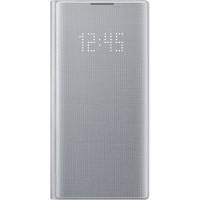 Samsung LED Flipcover pro N975 Galaxy Note10+ Silver (EU Blister)