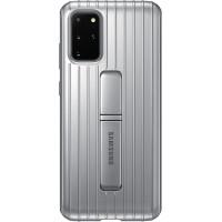 Samsung Standing Kryt pro Galaxy S20+ Silver (EU Blister)