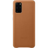 Samsung Kožený Kryt pro Galaxy S20+ Brown (EU Blister)