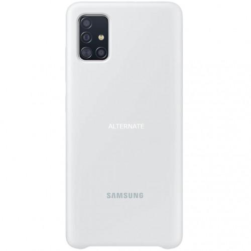 Samsung Silikonový Kryt pro Galaxy A51 White (EU Blister)