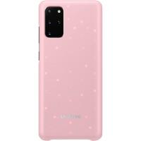 Samsung LED Kryt pro Galaxy S20+ Pink (EU Blister)