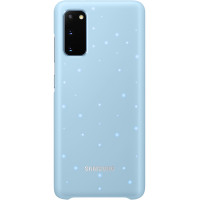 Samsung LED Kryt pro Galaxy S20 Blue (EU Blister)