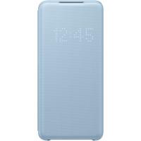 Samsung LED S-View Pouzdro pro Galaxy S20 Blue (EU Blister)