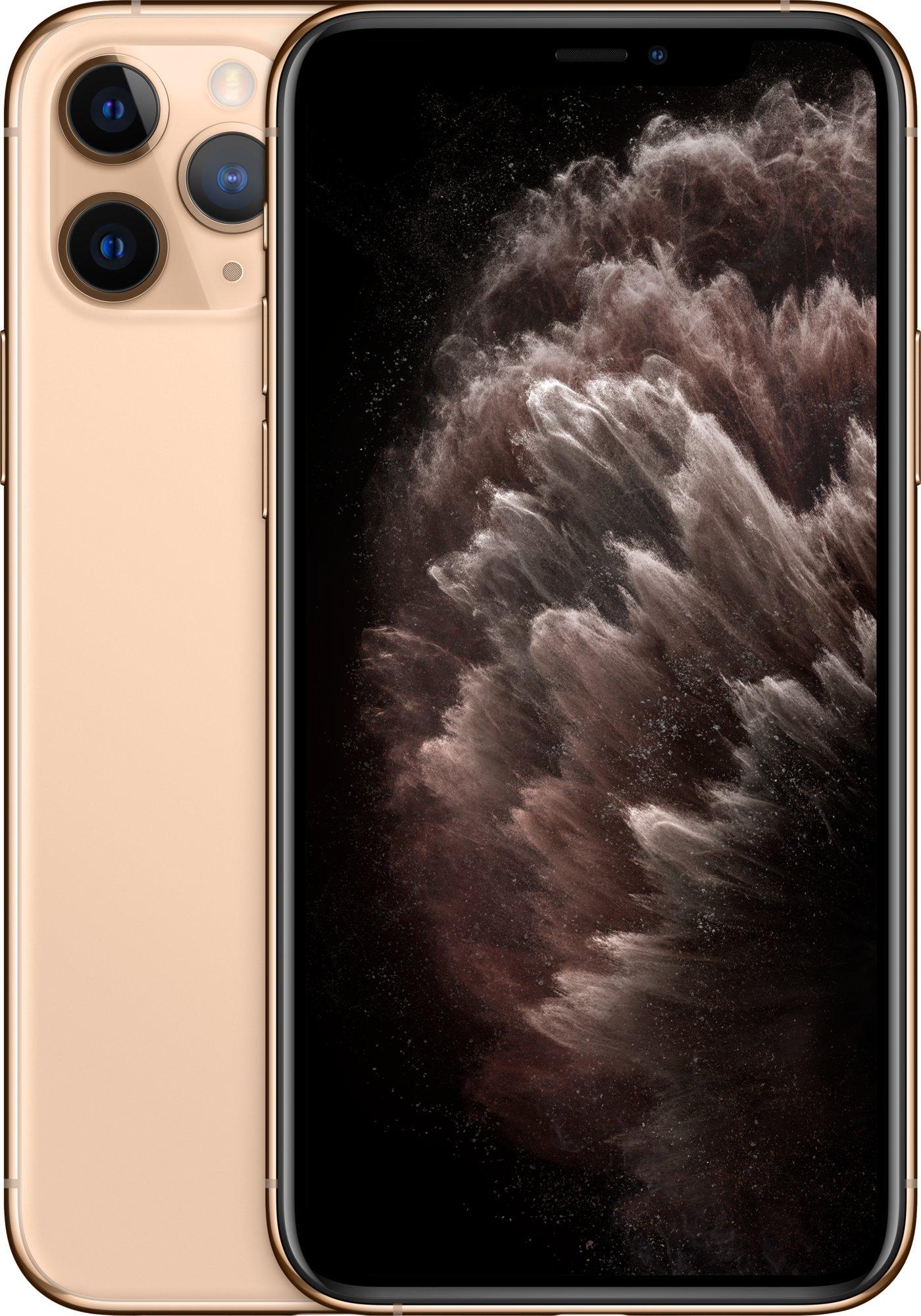 Apple iPhone 11 Pro 64GB Gold EU distribúcia