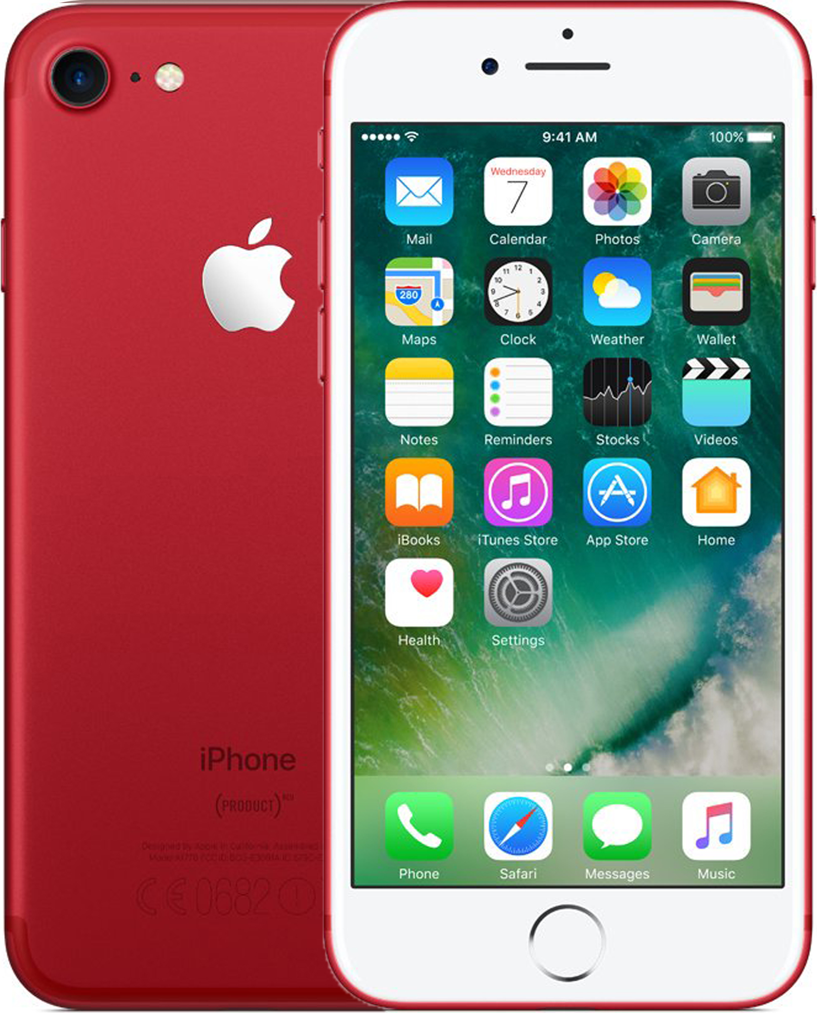 Apple iPhone 7 256GB (PRODUCT) RED Svet distribúcia