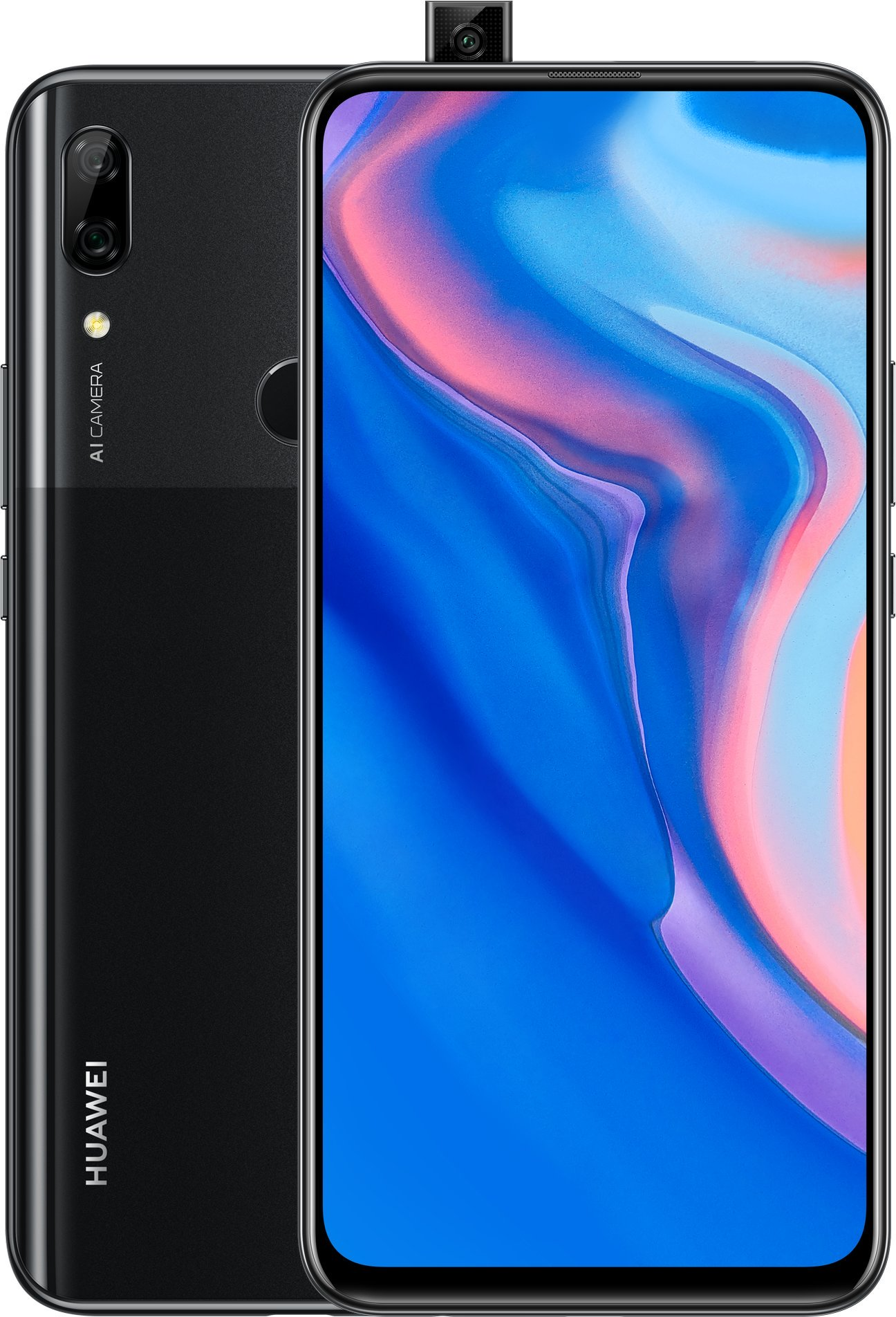 Huawei P Smart Z Dual SIM Midnight Black EU distribúcia