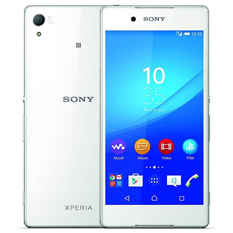 Sony Xperia Z3+ White EU distribúcia