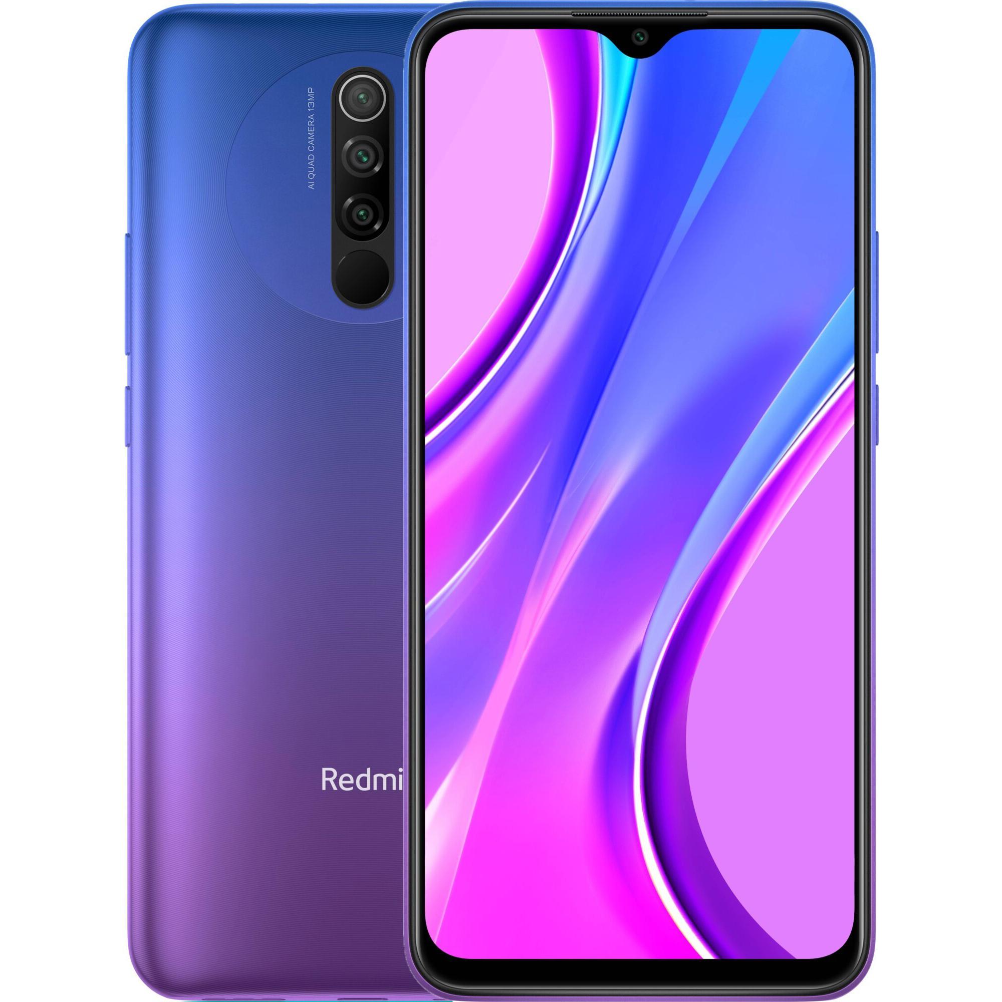 Xiaomi Redmi 9 4GB/64GB Sunset Purple EU distribúcia