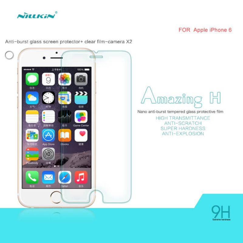 Nillkin Tvrzené Sklo H pro iPhone 6 4.7 2500002234944